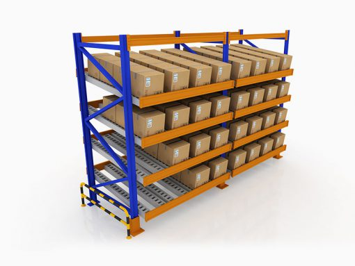 flow rack design